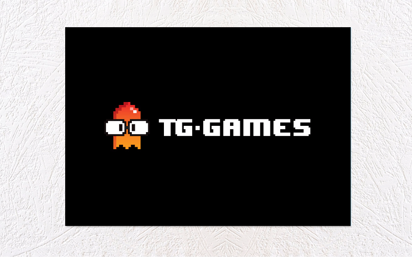 TG Games Logotipo